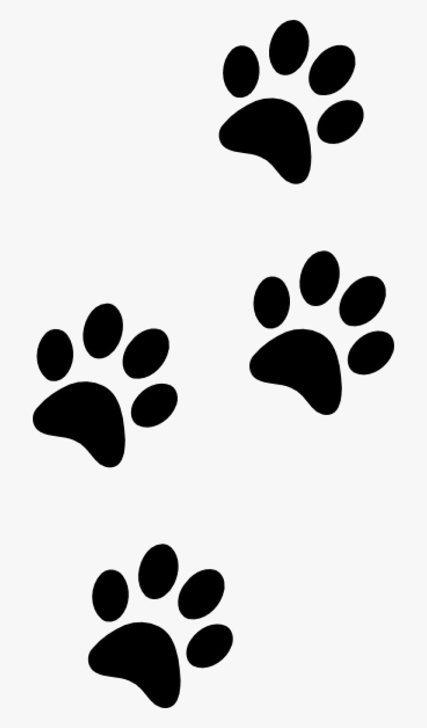 tiger paws clip art, hd png download , transparent png image - pngitem  pngitem