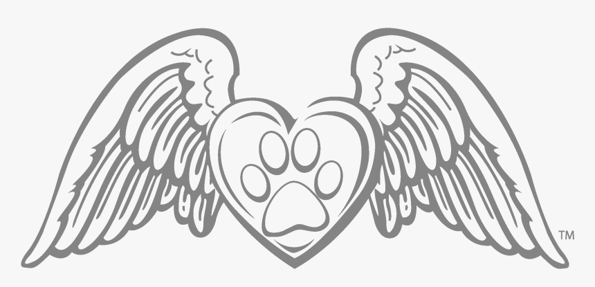 Pawprint Drawing Paw Print Angel Wings Hd Png Download Transparent Png Image Pngitem Download for free in png, svg, pdf formats 👆. paw print angel wings hd png download