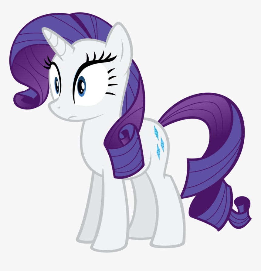 Rarity My Little Pony Hair Hd Png Download Transparent Png Image Pngitem