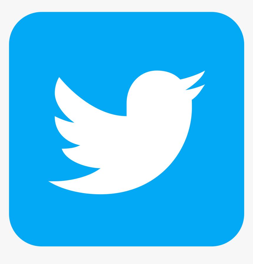 Twitter Logo Round Edges, HD Png Download , Transparent Png Image - PNGitem