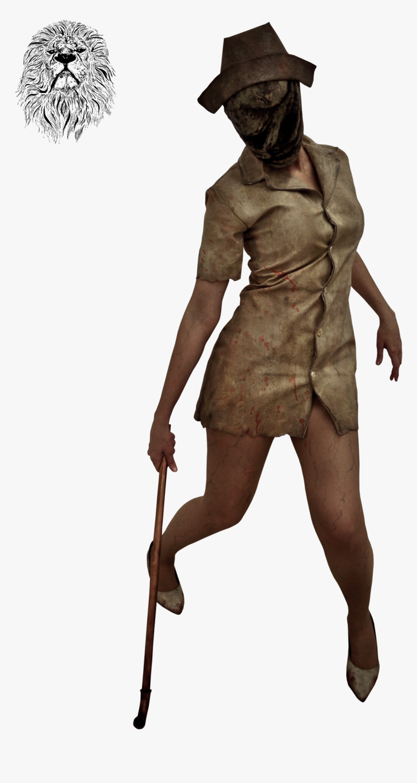 Transparent Silent Hill Png Silent Hill 3 Pyramid Head Cosplay