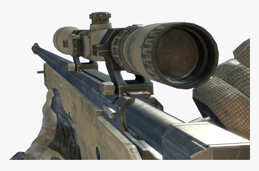 Call Of Duty Sniper Rifle Png Cod Sniper Png Transparent Png Transparent Png Image Pngitem