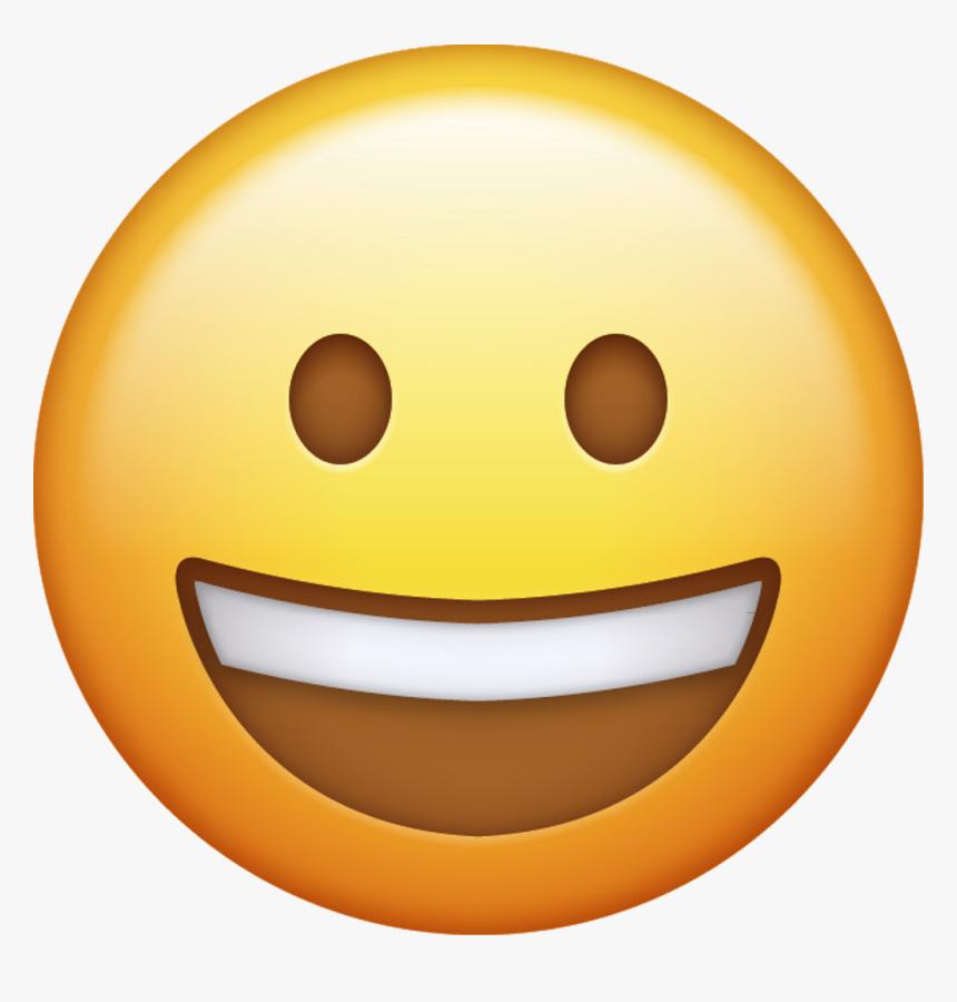 Happy Emoji Png High-quality Image - Transparent Background Emoji Png, Png  Download , Transparent Png Image - PNGitem