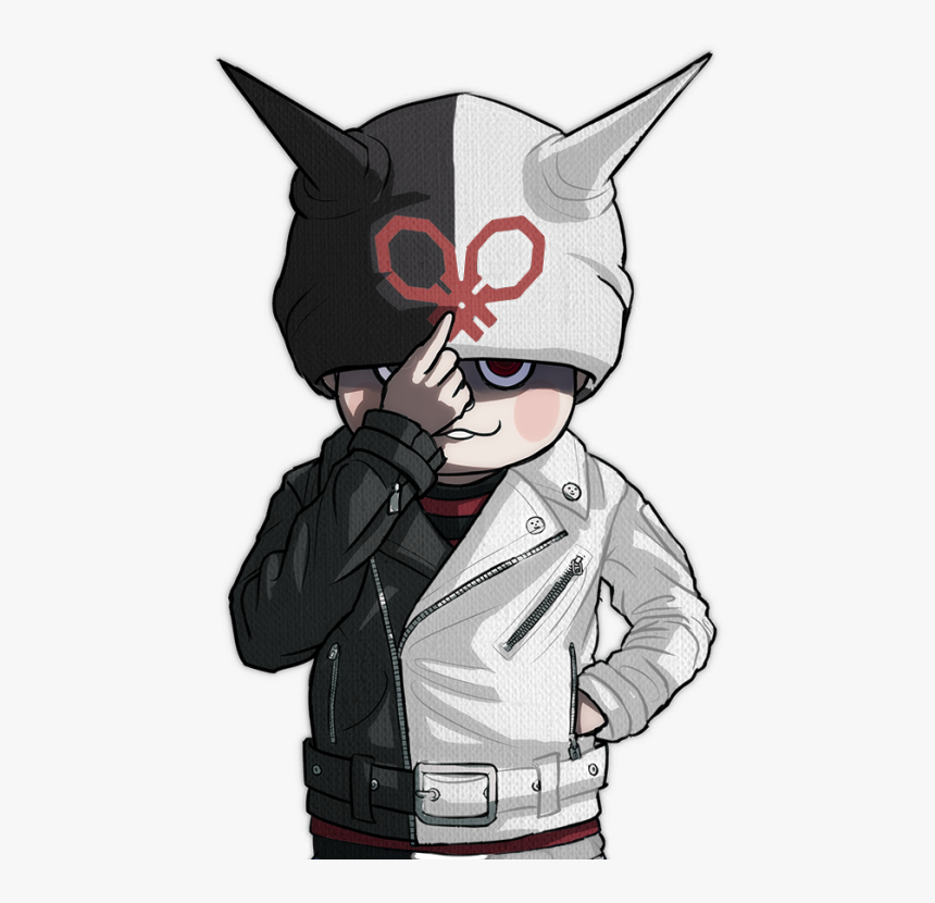 Ryoma Danganronpa V3 Sprite Hd Png Download Transparent Png Image Pngitem He wears a black leather jacket, and a black and dark blue striped jumpsuit underneath, similar. ryoma danganronpa v3 sprite hd png
