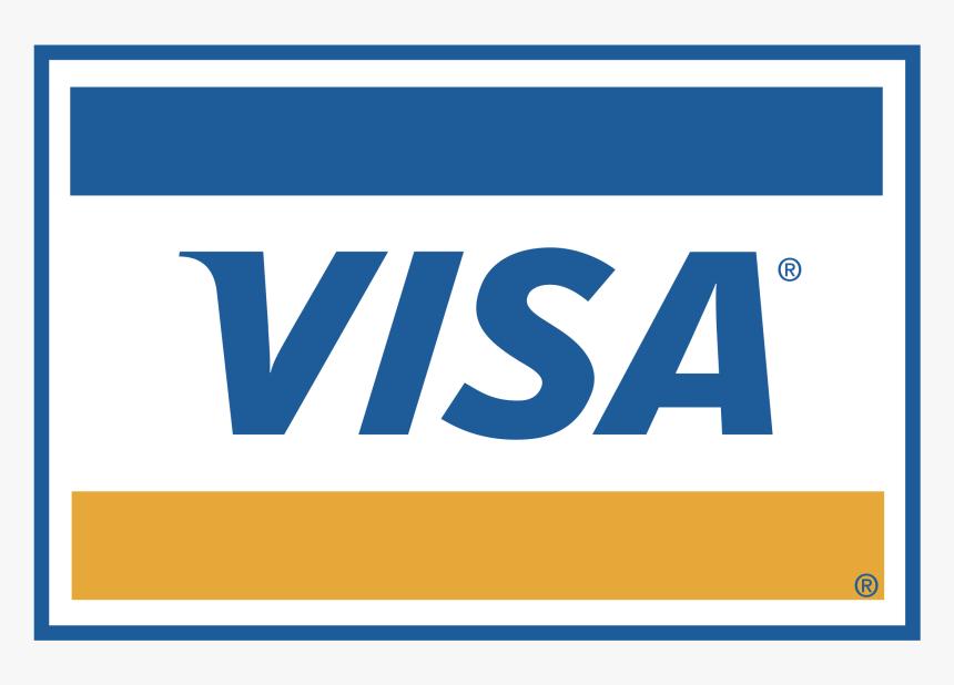 Visa Logo Png Transparent - High Resolution Visa Logo, Png