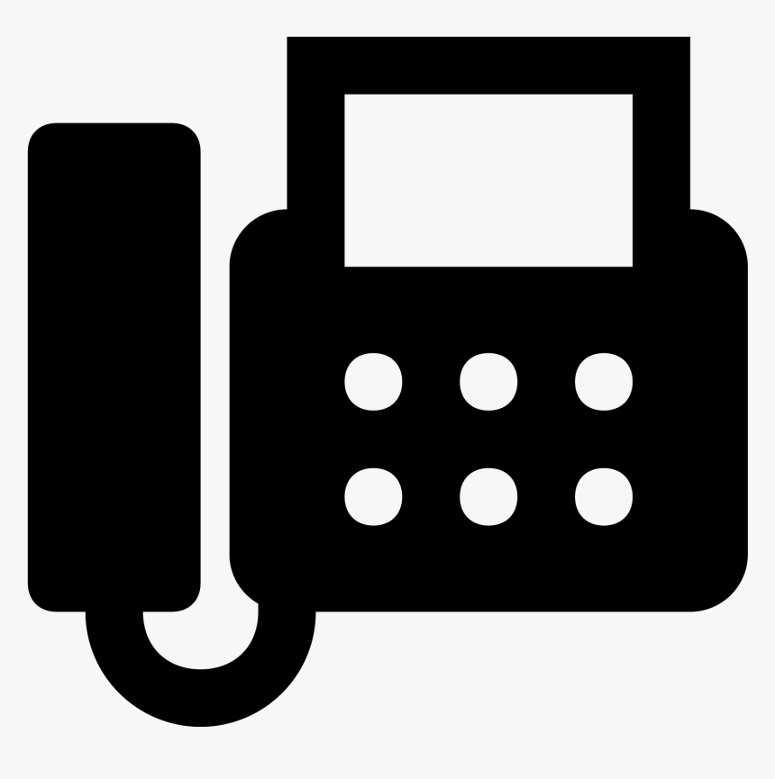 telephone icon vector free download icone fax png transparent png transparent png image pngitem icone fax png transparent png