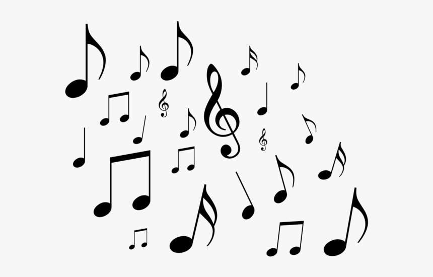 Musical Note Clip Art Transparent Background Music Notes Clipart Hd Png Download Transparent Png Image Pngitem