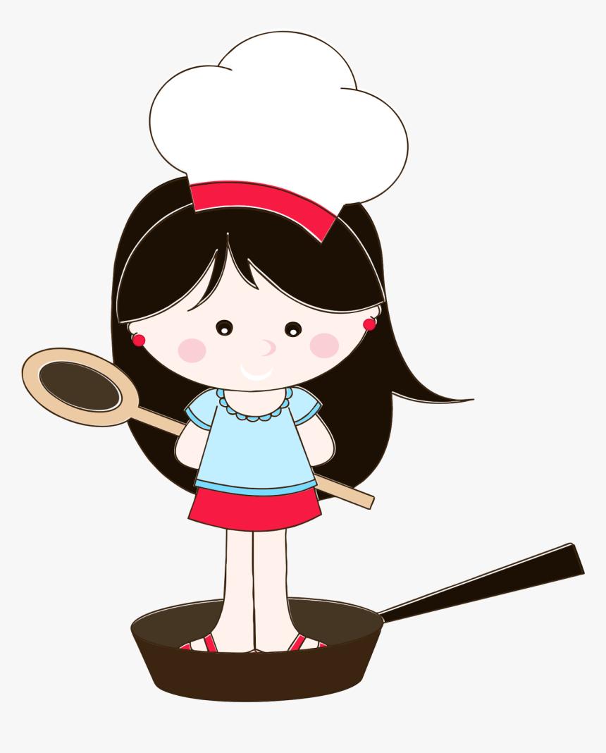 Boneca Cozinheira Desenho Png Transparent Png Transparent Png