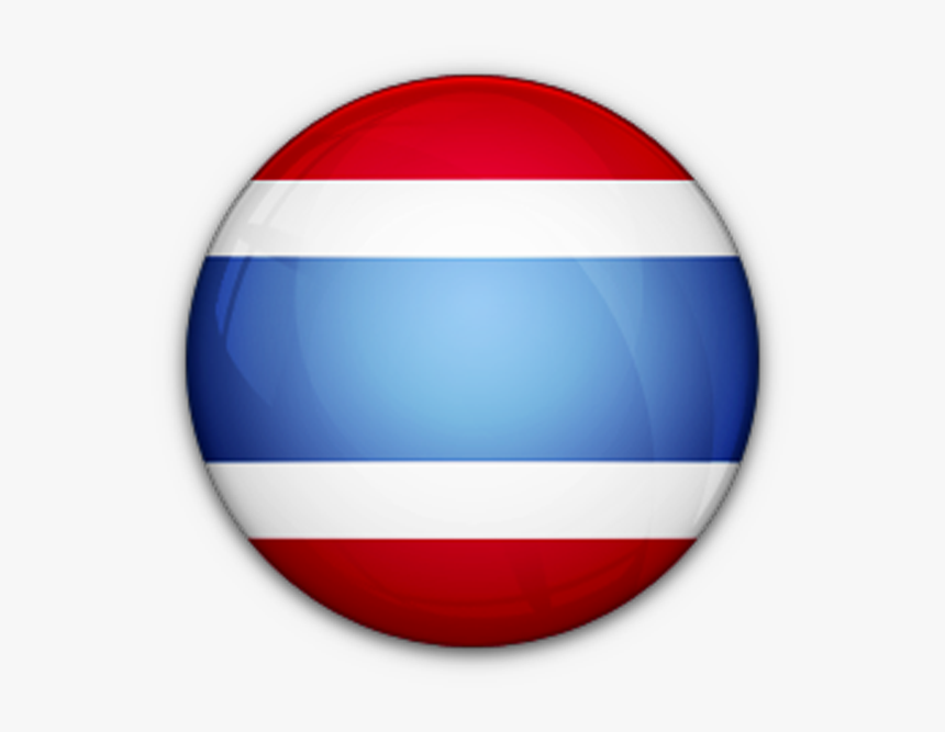 Thailand Circle Flag Png, Transparent Png , Transparent Png Image - PNGitem