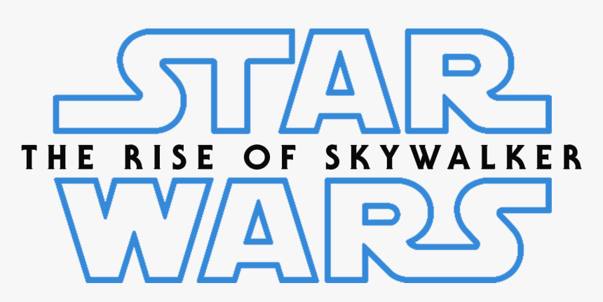 The Rise Of Skywalker Logo Star Wars The Rise Of Skywalker Logo Png Transparent Png Transparent Png Image Pngitem