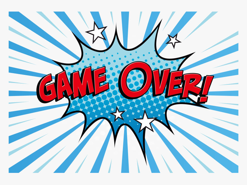 Game Vector Word Hq Image Free Png Clipart - Game Over Vector Png,  Transparent Png , Transparent Png Image - PNGitem