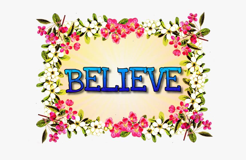 Flower Border Png Transparent Clipart Png Download Flower