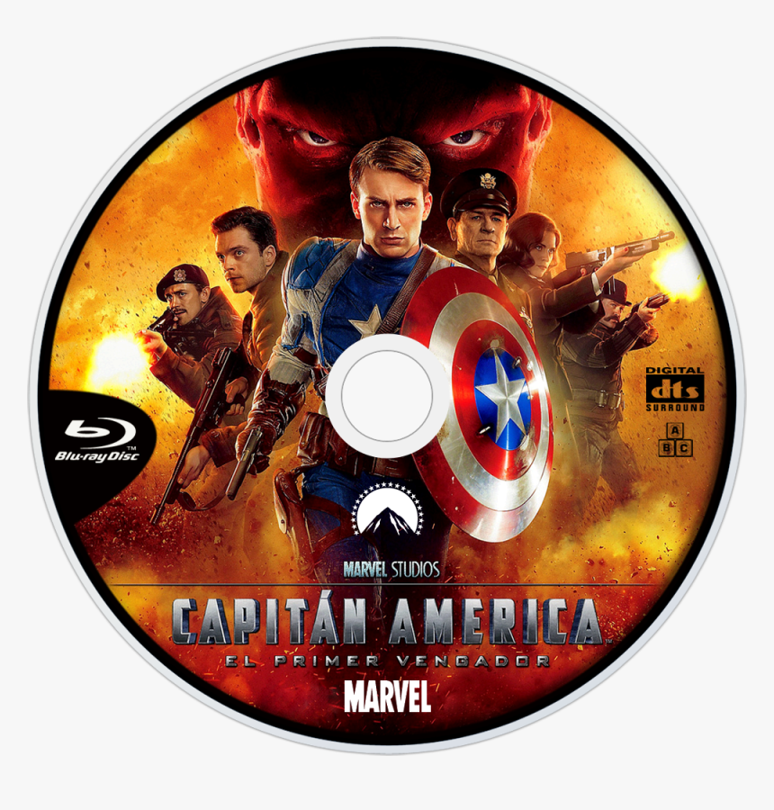 Image Id Capitan America The First Avenger Bluray Hd Png Download Transparent Png Image Pngitem
