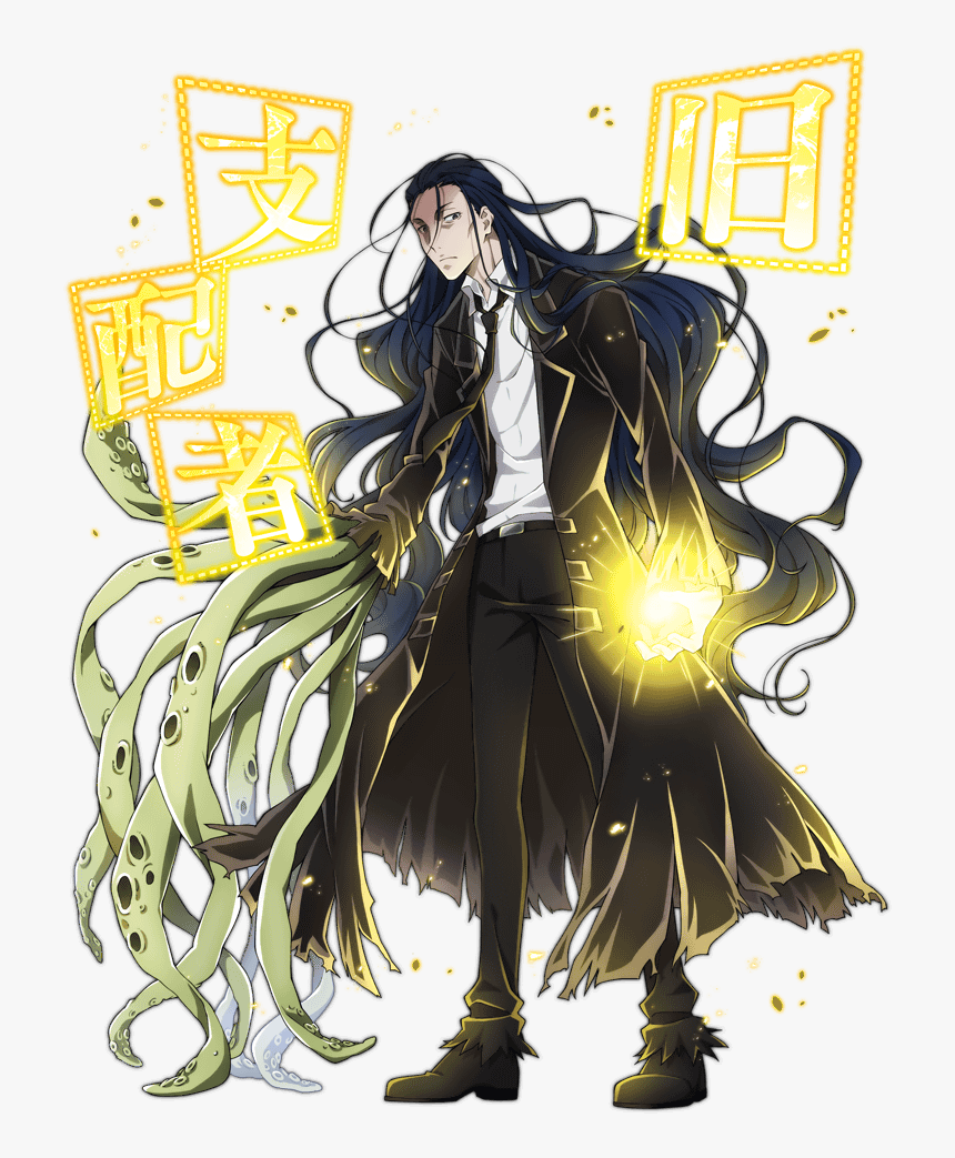 Bungo Stray Dogs Howard Phillips Lovecraft Bungou Stray Dogs Hd