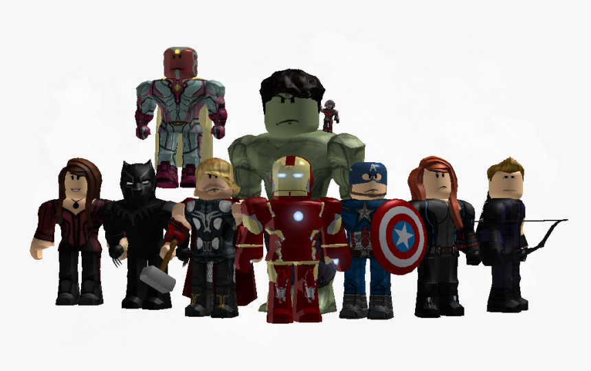 Roblox Marvel Universe Wiki Iron Man Hd Png Download