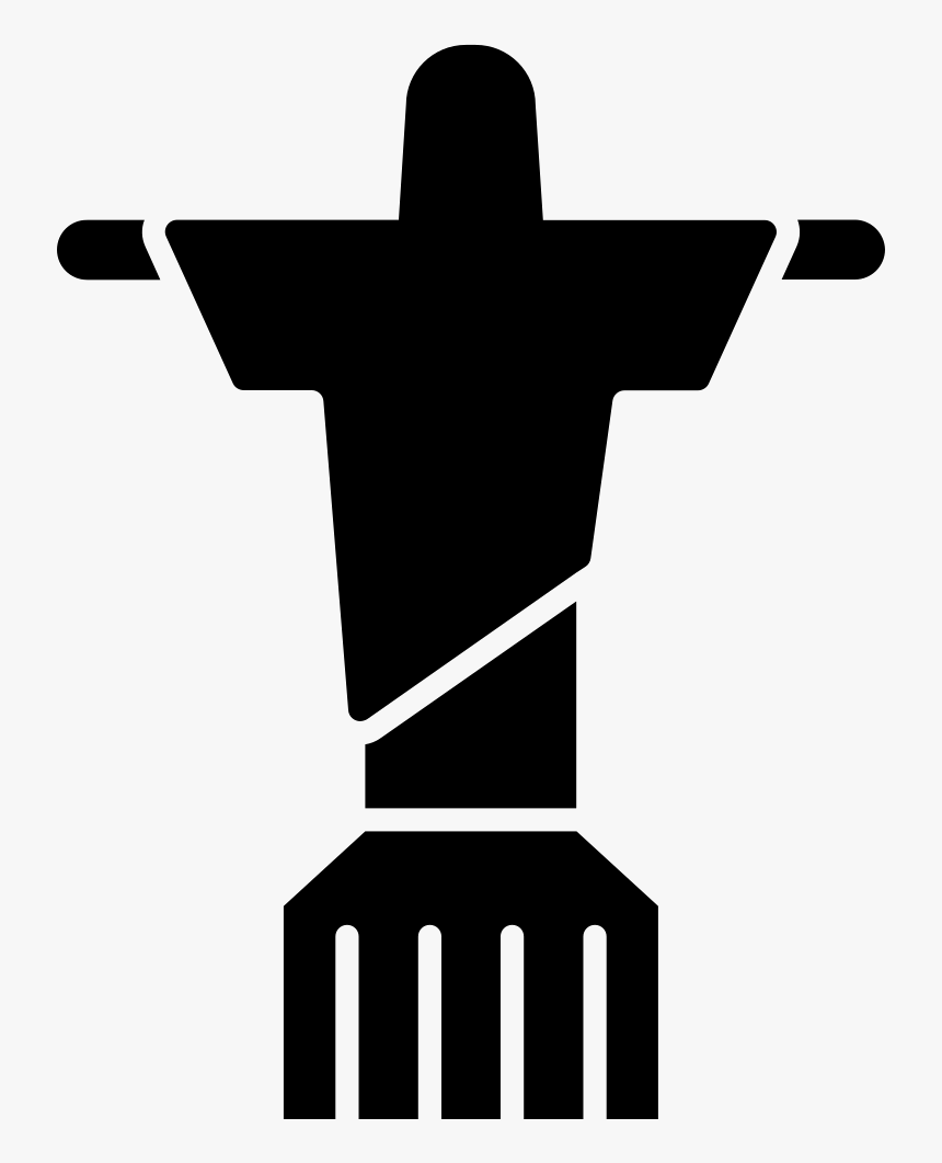 Cristo Redentor Vector Png Transparent Png Transparent Png