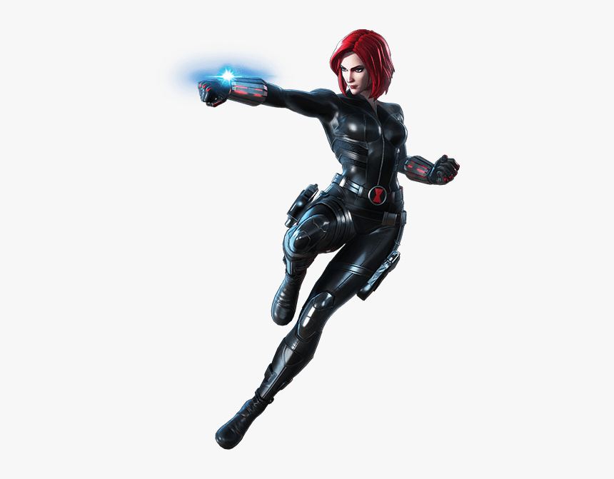Black Widow Marvel Ultimate Alliance 3 Black Widow Hd Png