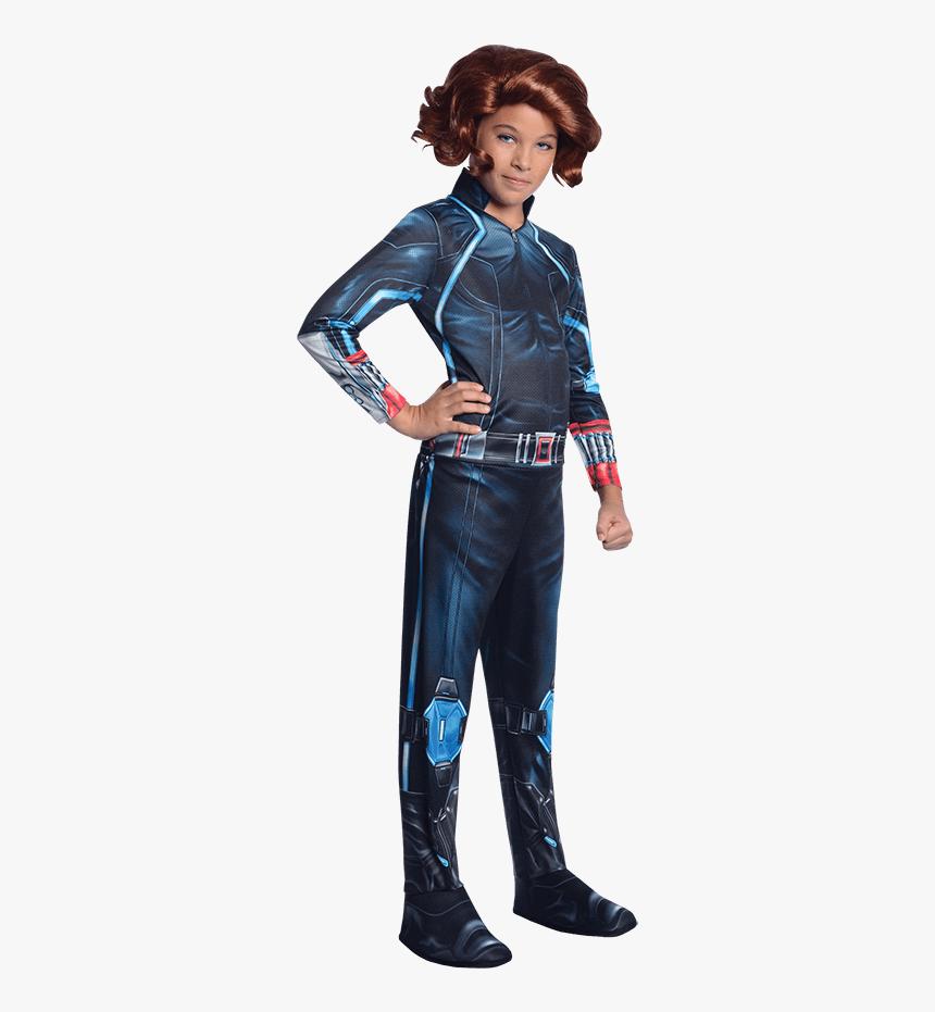 Girls Age Of Ultron Black Widow Costume Kids Black Widow