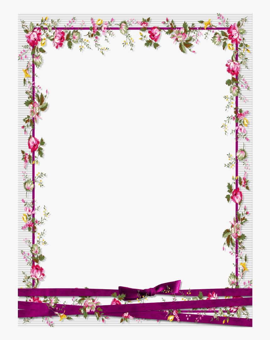 Mq Flowers Flower Bow Bows Ribbon Pink Frames Frame