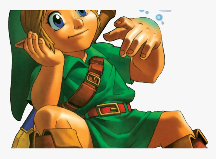 Legend Of Zelda Ocarina Of Time Concept Art Png Download