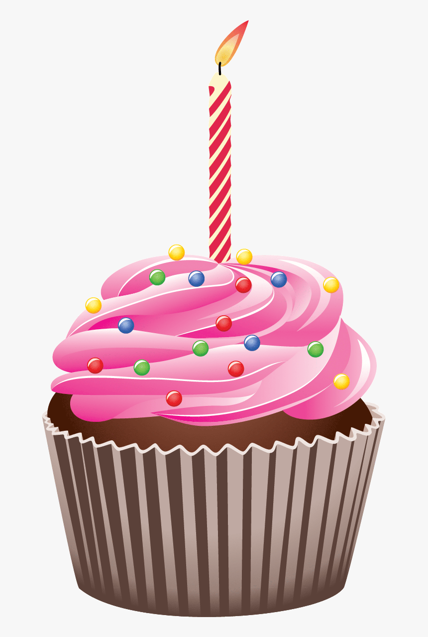 Phenomenal Birthday Cupcake Vector Png Transparent Png Transparent Png Funny Birthday Cards Online Overcheapnameinfo