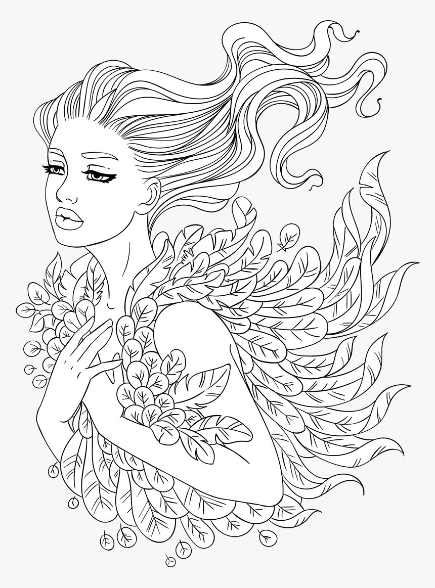 Free Adult Photos line artsy free adult - coloring pages for adults hd, hd png