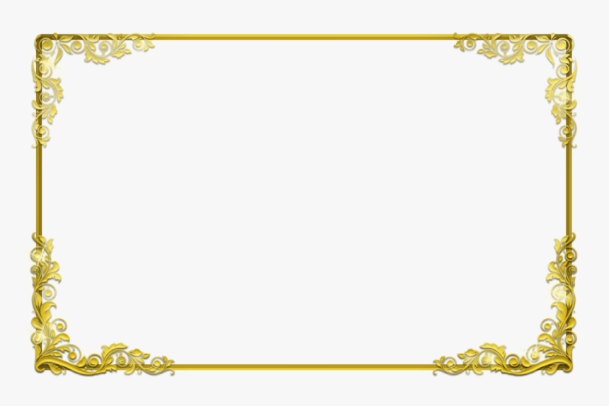 20+ New For Certificate Border Design Png Hd