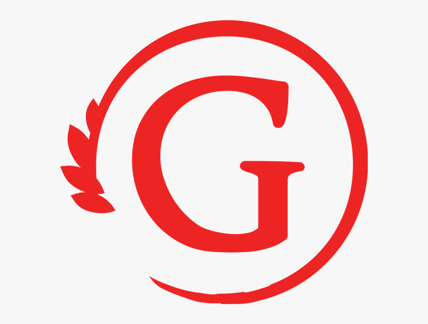 large red g g logo red hd png download transparent png image pngitem hd png download transparent png