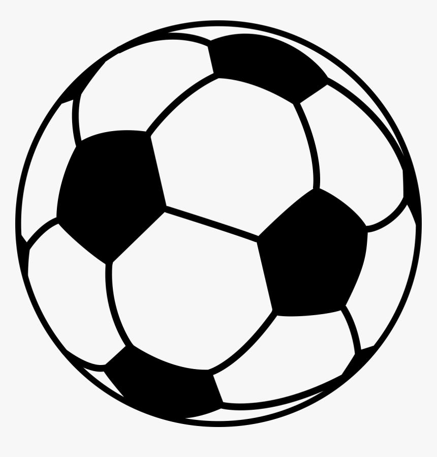 Football Free Sport Clip Art - Soccer Ball Clip Art, HD Png Download ,  Transparent Png Image - PNGitem