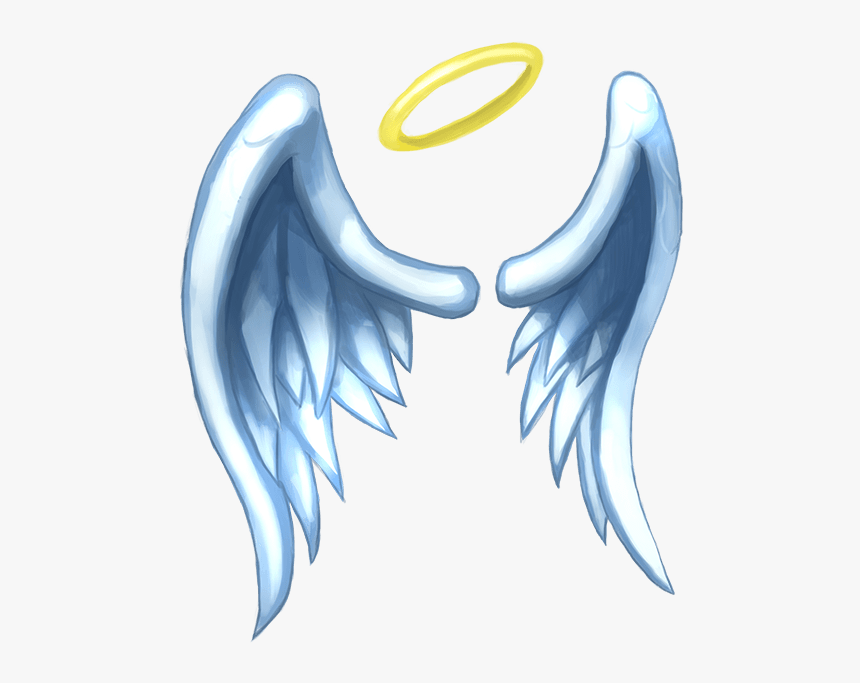 Cartoon Angel Wings Png Clipart