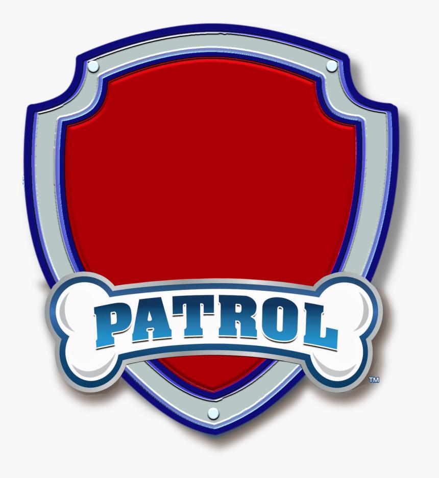 printable paw patrol logo  printable brackets