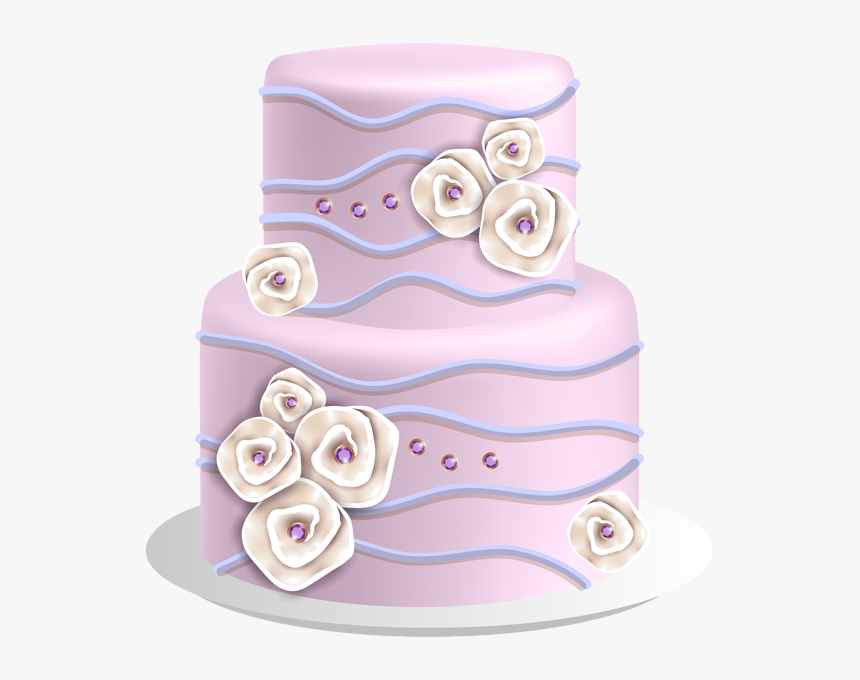 Amazing Transparent Cake Clipart Purple Birthday Cake Png Png Download Personalised Birthday Cards Rectzonderlifede