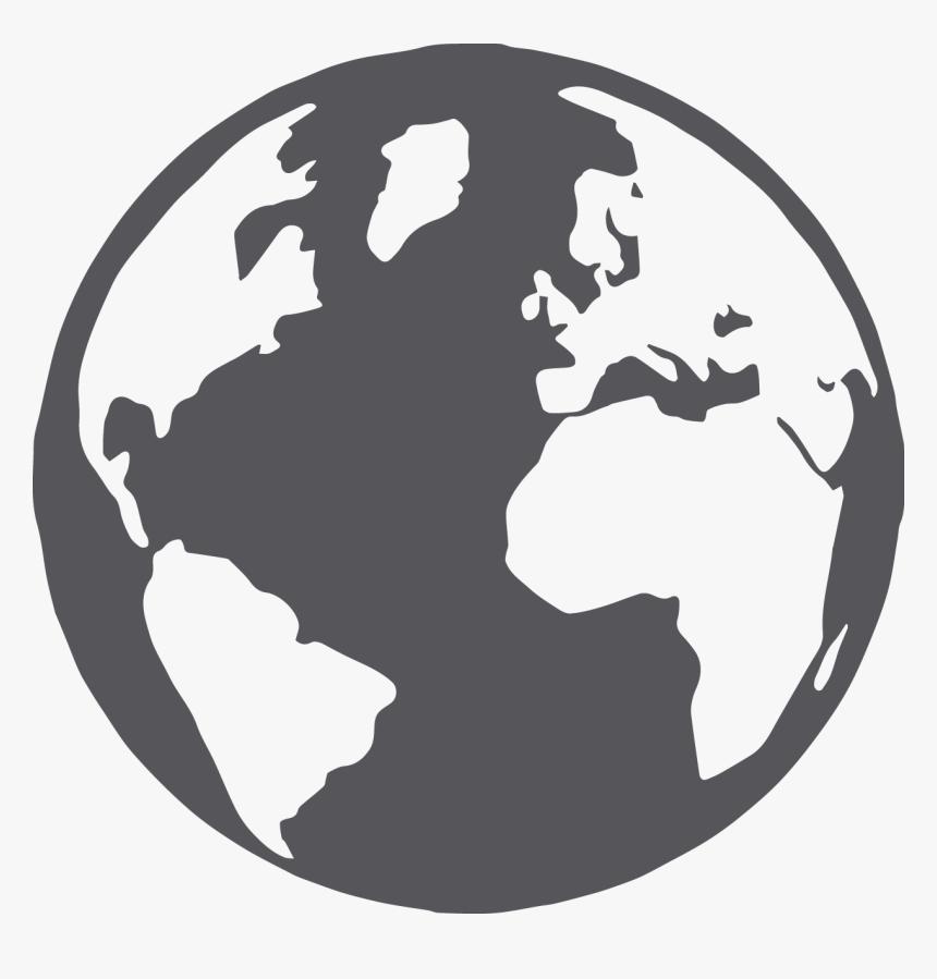 Globe World Map Computer Icons - World Map Circle Png ...