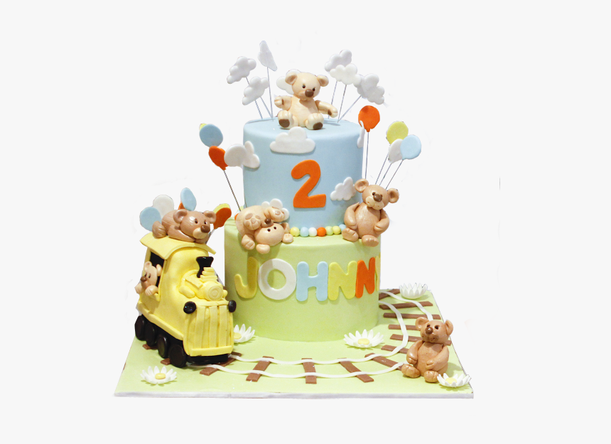 Birthday Cake Png 2nd Birthday Cake Transparent Png Transparent Png Image Pngitem