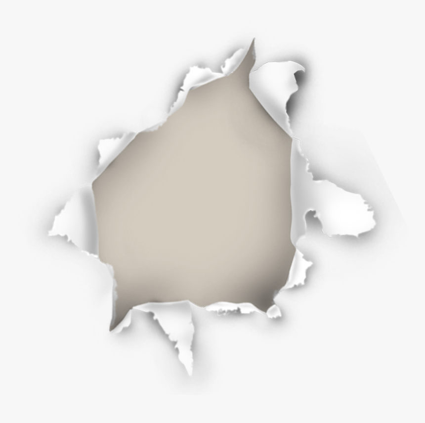Transparent Ripped Page Png Paper Tear Effect Png Png Download