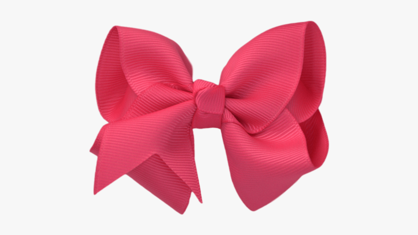 3 Inch Solid Color Hair Bows Data Image Id Hair Bow Transparent