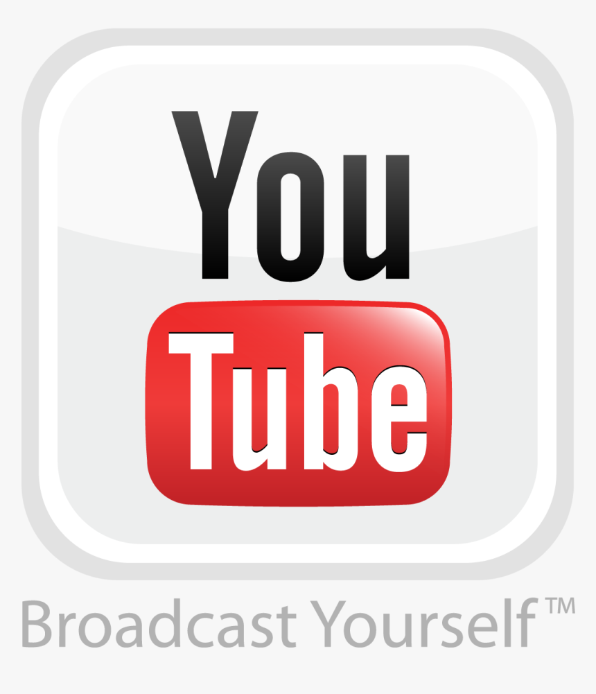 Youtube Icon Logo Vector - Youtube, HD Png Download , Transparent ...