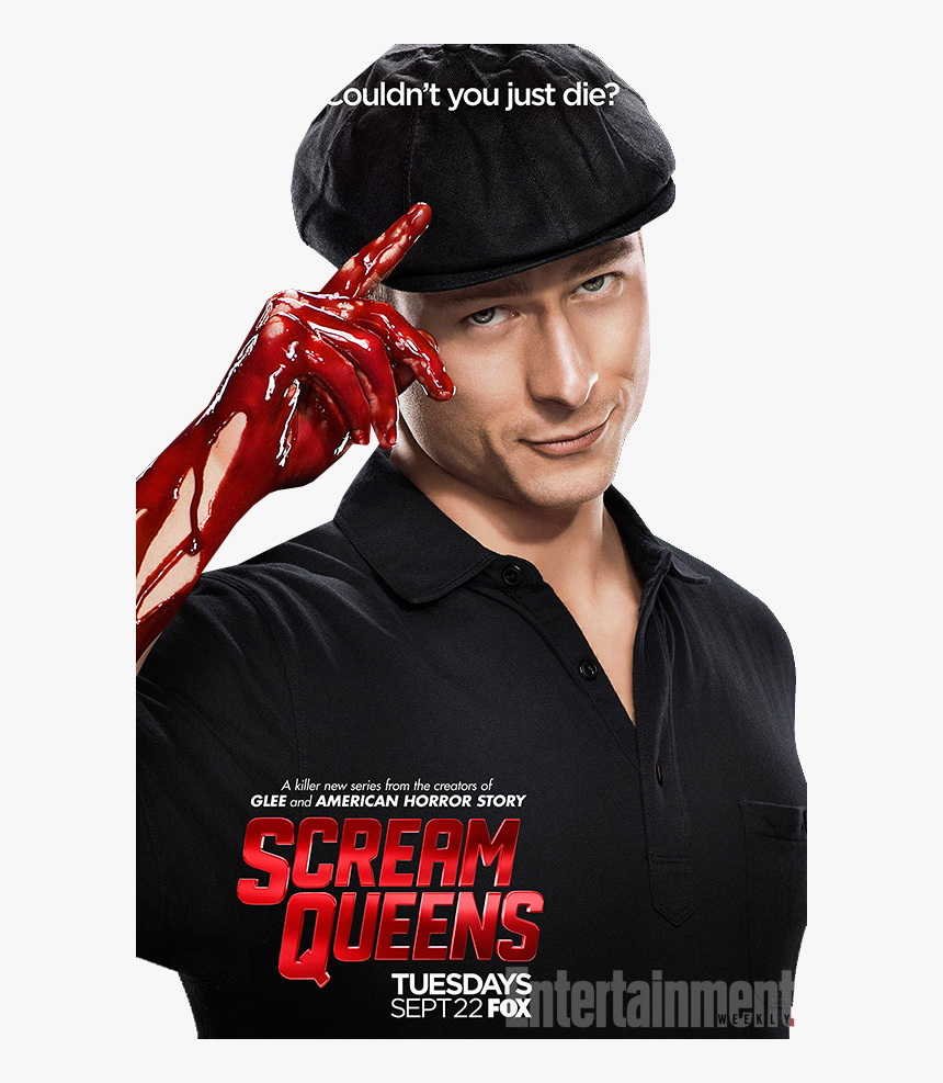 Scream Queens Season 1 Characters Hd Png Download Transparent