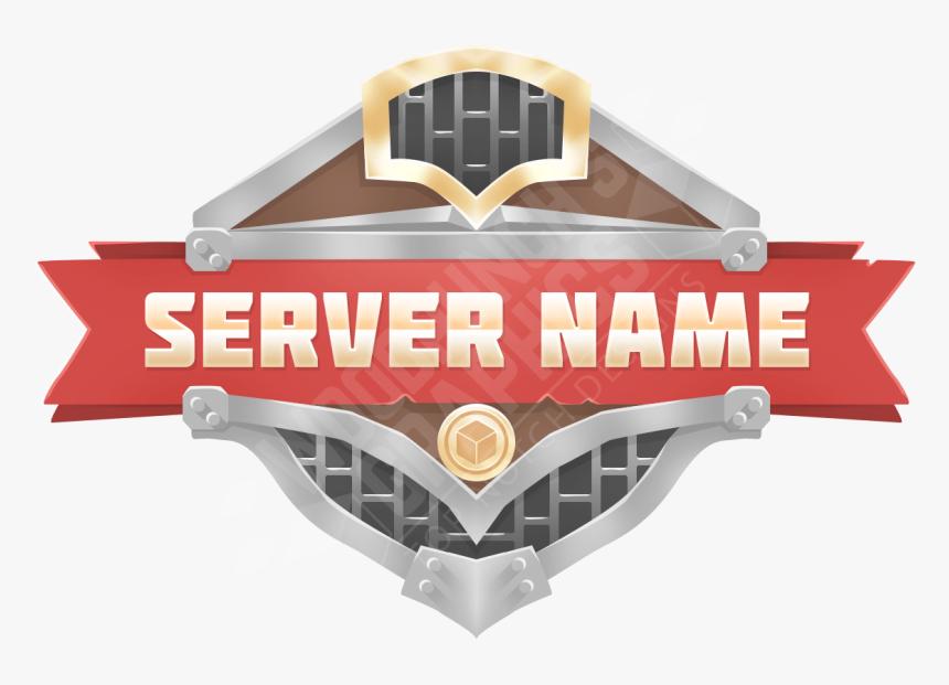 New Minecraft Logo Minecraft Server Logo Png Transparent Png