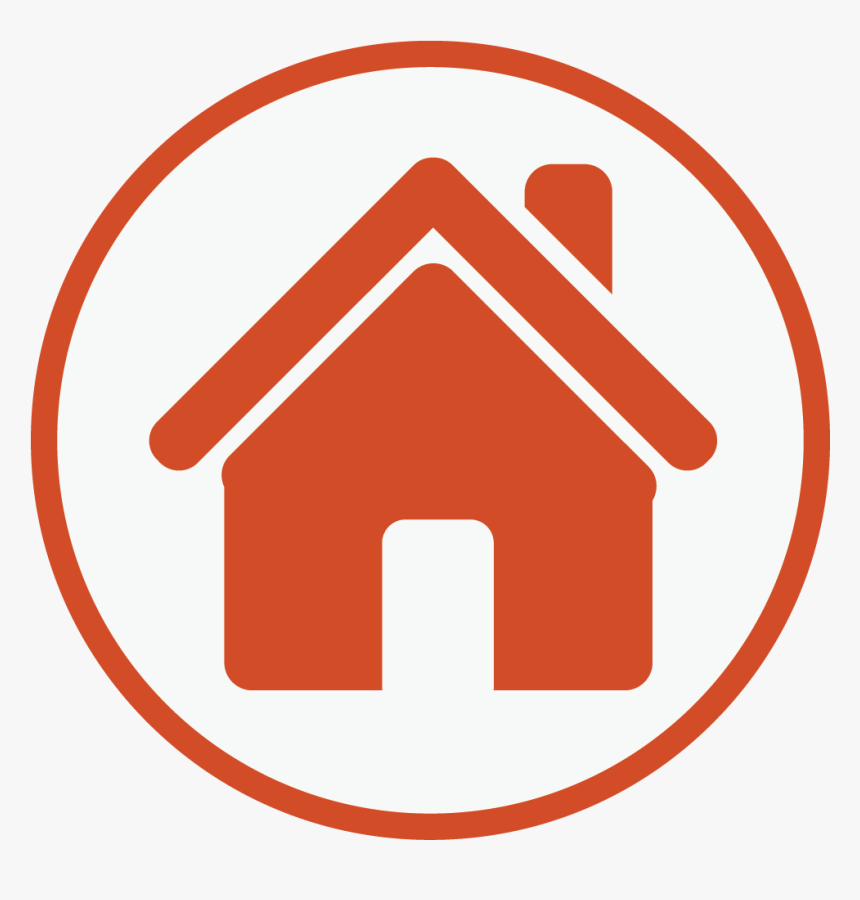 Home Button - Icon Home Button Png Transparent PNG