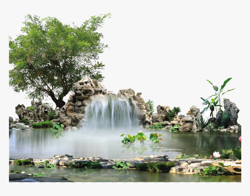 Waterfall Png Png Download Full Hd Waterfall Png Transparent Png Transparent Png Image Pngitem