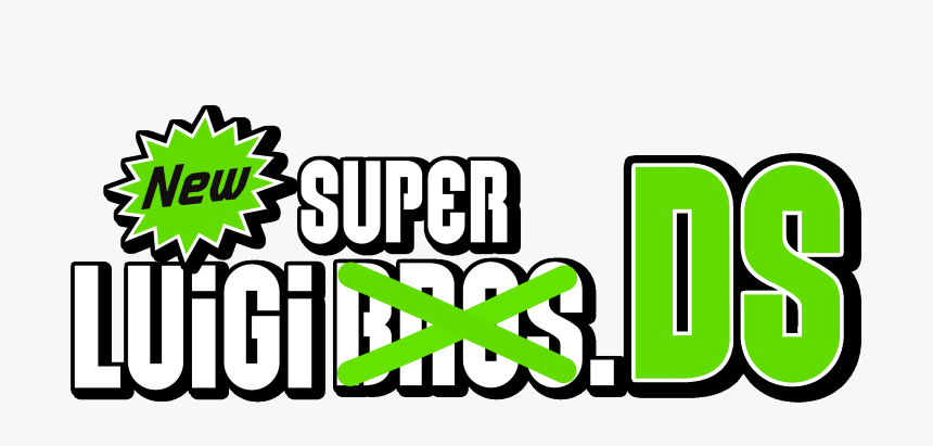 new super mario bros ds logo png