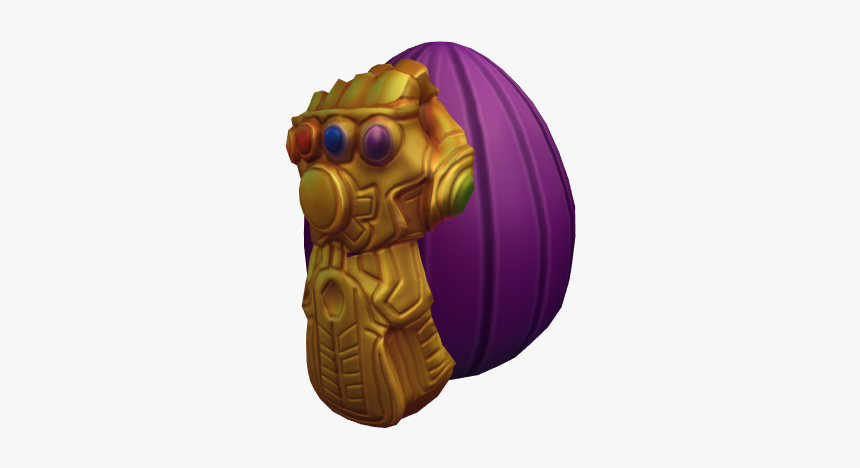 Thanos Egg Roblox Egg Hunt 2019 Thanos Egg Hd Png Download