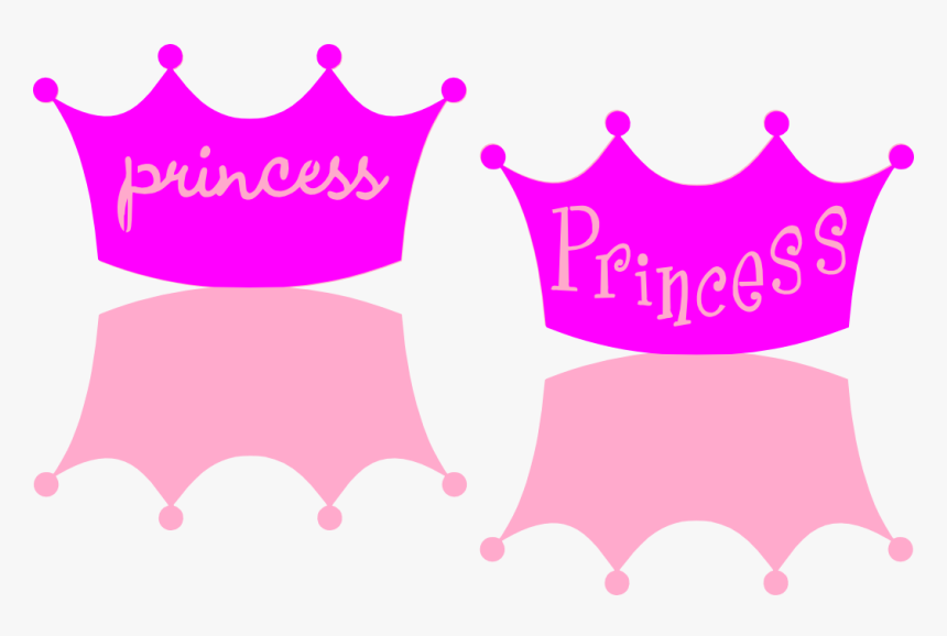 It's just an image of Printable Princess Crown inside shape