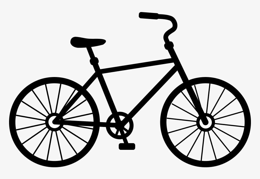 Bicycle Cycling Free Content Clip Art Bike Black And White Clipart Hd Png Download Transparent Png Image Pngitem