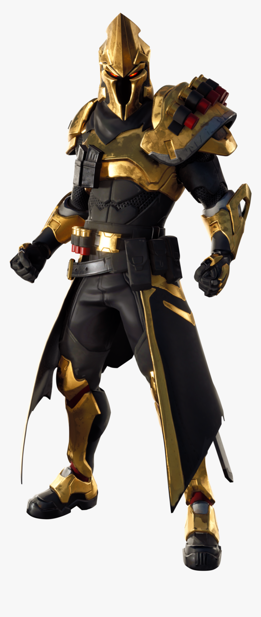 Ultima Knight Outfit Fortnite Season X Skins Hd Png Download Transparent Png Image Pngitem