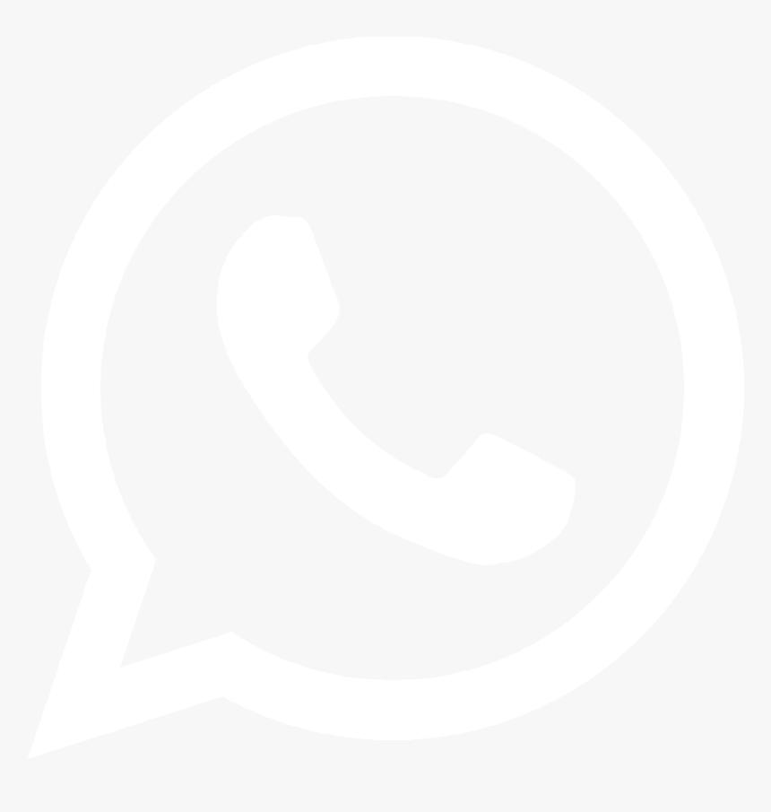 Clip Art Logo Whatsapp Branco Whatsapp Logo Png White