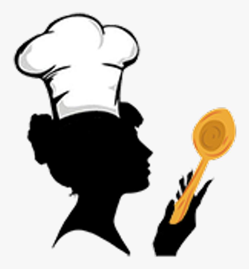 Logo Chef Png Clipart Png Download Lady Vector Chef Silhouette Transparent Png Transparent Png Image Pngitem