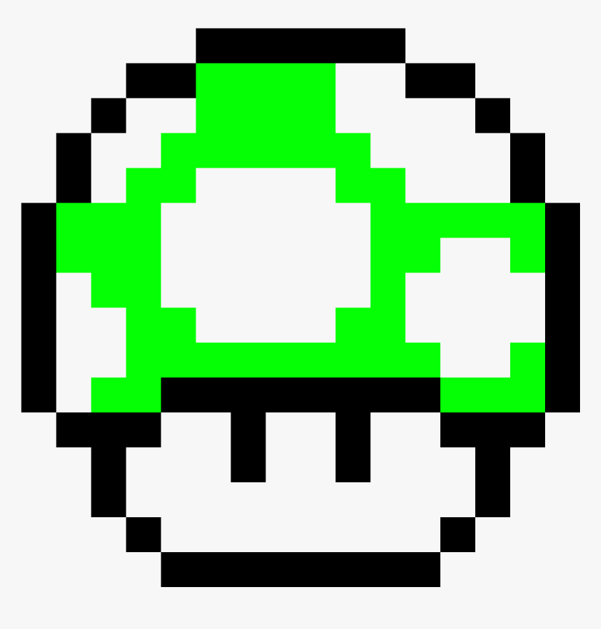 Mario Mushroom Png Pixel Super Mario Mushroom Transparent