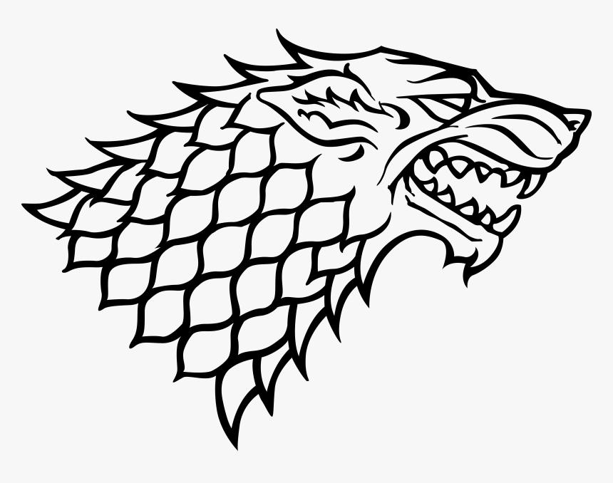 Stark Game Of Thrones Stark Logo Png Transparent Png Transparent Png Image Pngitem